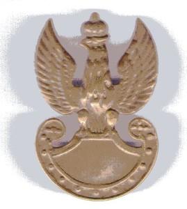 Tadeusz Gorecki cap badge
