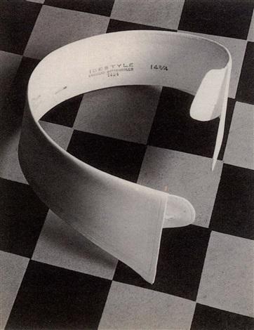 """Paul Outerbridge """"Ide Collar"""" (1922)"""