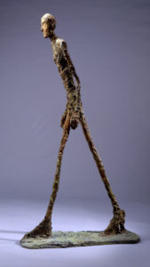 Alberto Giacometti, Walking Man, 1960