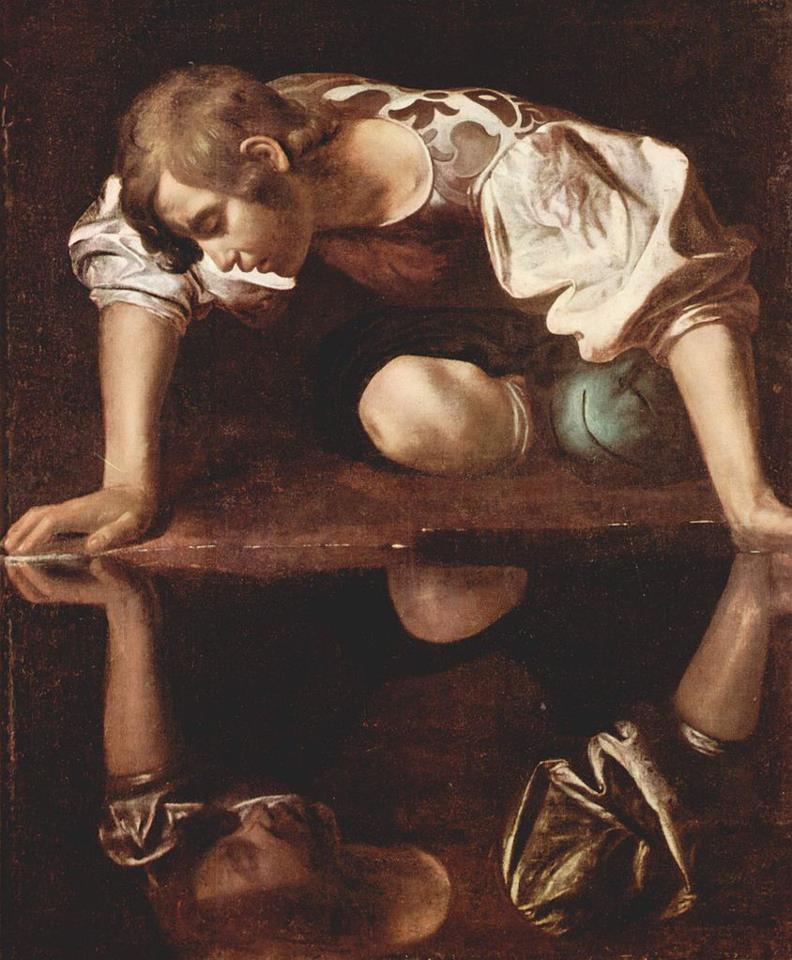 Michelangelo Caravaggio, Narcissus