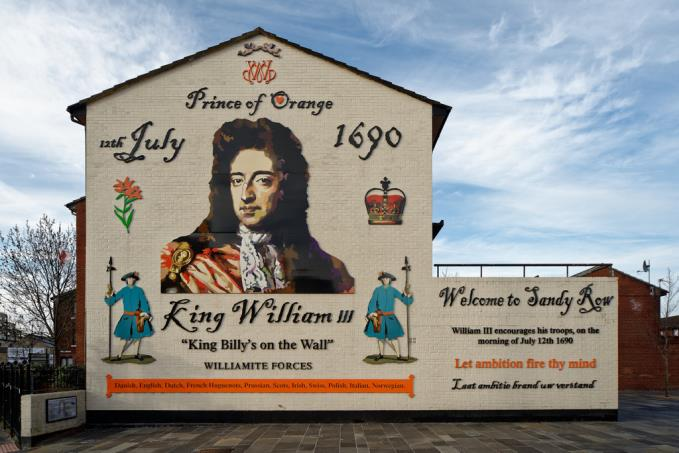 Ireland, historic