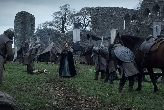 Game of Thrones Filming location used in Northern Ireland