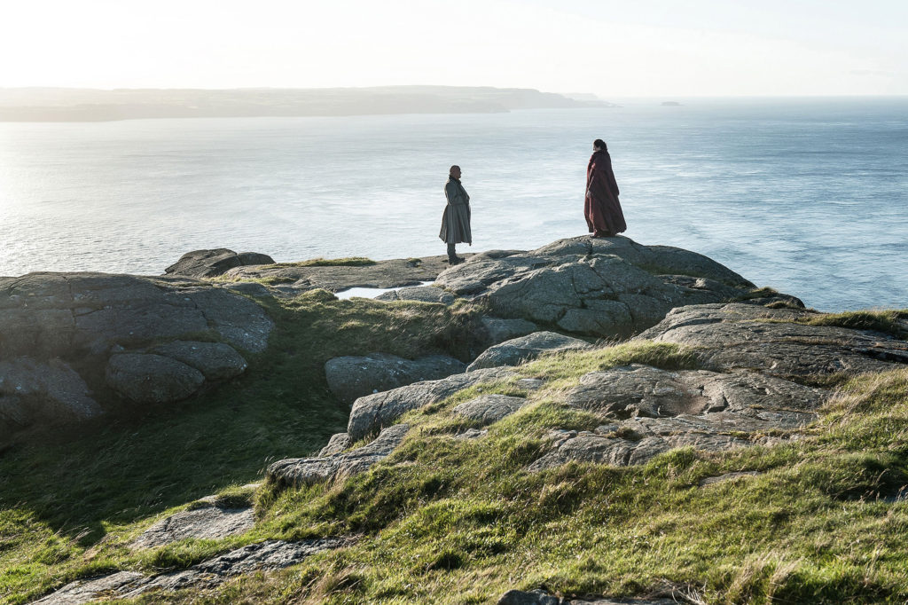 Game of Thrones filming location at Fairhead