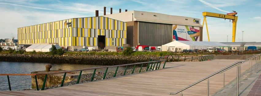 Titanic Studio Belfast